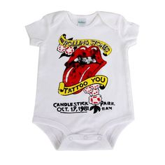 "22,90€ Body Rolling Stones ""Tattoo You"""