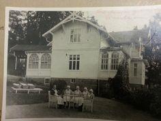 Solfeng 1920-tallet. Frelsesarmeens mødrehjem. (Nordstrandveien 7). Bilde vi fant i arkivet til plan og bygningsetaten.