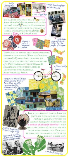 Lilly Pulitzer: a colorful history!