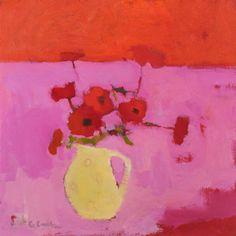 ❀ Blooming Brushwork ❀ - garden and still life flower paintings - Michael G. Clark