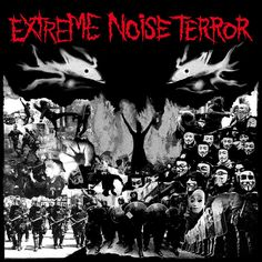 European Import from AGI - PUNK RECORDS.    Among the kings of the late '80s UK hardcore scene, EXTREME NOISE TERROR, indisputably deserve their name to be written in big black capitol letters. After speeding up, together with Napalm Death, Doom, Hellbastard and the likes, what Discharge created ...
