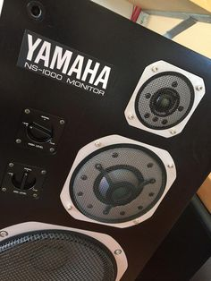 High End Audio Equipment For Sale Yamaha Speakers, Yamaha Audio, Equipment For Sale, Audio Equipment, Big Speakers, High End Audio, Hifi Audio, Loudspeaker, Audio System