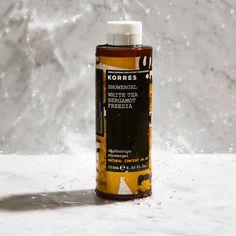Best Shower Gels: Korres White Tea Bergamot Freesia Shower Gel