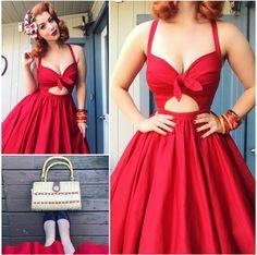 Charming Prom Dress,Red Prom Dress,Midriff Prom Dress,Fashion Homecoming Dress,Sexy Party Dress, New Style Evening Dress