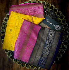 Fancy Sarees, Party Wear Sarees, Latest Sarees, Queen Bees, Kerala, Happy Shopping, Messenger Bag, Satchel, Weaving