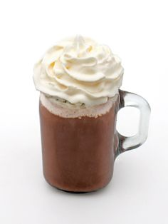 Dark Chocolate 1 oz. Tito's Handmade Vodka 1½ oz. Dark Crème de Menthe 4 oz. hot chocolate Garnish: whipped cream  Combine all ingredients in a mug and stir. Top with whipped cream.  Source: Tito's Handmade Vodka