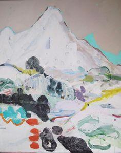 Anne-Sophie Tschiegg - montagne 2015