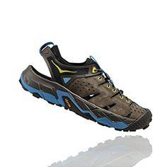 1933635cdf8196 Hoka One One Tor Trafa Anthracite Black Men s Running Shoes Review