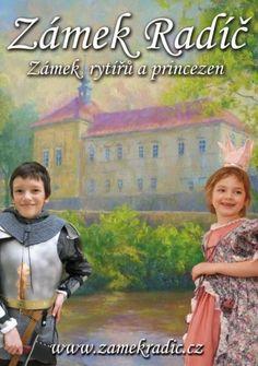 Prohlídky zámku | Château Radíč | svatba na zámku, rodinný výlet, školní výlety Movies, Movie Posters, Painting, Art, Art Background, Films, Film Poster, Painting Art, Kunst