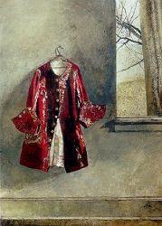 Curtain Call, Andrew Wyeth