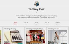 (83) Tammy Cox en Pinterest