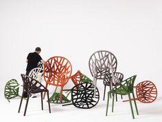 Vegetal chair - Ronan & Erwan Bouroullec