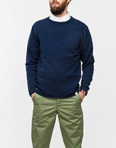 Norse Projects - Sigfred Summer Boucle