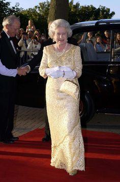 Queen Elizabeth II's rainbow wardrobe - HarpersBAZAARUK
