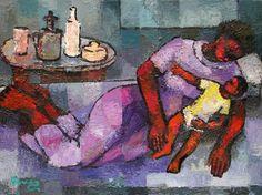 by Manes Descollines (Haiti)