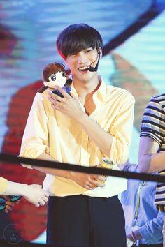 160824 #Kai #EXO Kang Shifu fanmeet