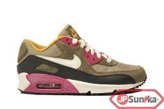 Nike Wmns Air Max 90  Bamboo Sail Olive  (325213-202)