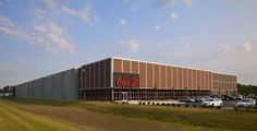 Coca-Cola | Distribution Center, Architecture by KSS Architects