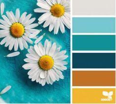 daisy palette (240 pieces)