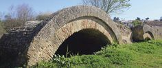 Puente romano en Aznalcázar.