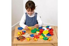 Giant Threading Buttons - Pk54
