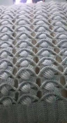 This Pin was discovered by Hac no pattern but maybe i Crotchet Stitches, Crochet Motifs, Crochet Diagram, Knitting Stitches, Crochet Lace, Crochet Flowers, Baby Knitting Patterns, Crochet Stitches Patterns, Crochet Designs