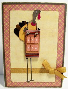 SOLD -funny Thanksgiving card