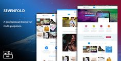 Sevenfold - Multi-Purpose WordPress Theme by TeslaThemes Thank you for your interest shown to TeslaThemes and your purchase of Sevenfold Theme. We highly appreciate this.Support IMPORTANT