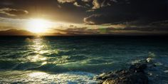 Sunset Nature Twitter Cover & Twitter Background   TwitrCovers