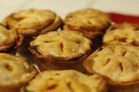 Cuban Picadillo Pies- My Big, Fat, Cuban Family