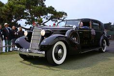 1935 Cadillac 370D Fleetwood Town Cabriolet