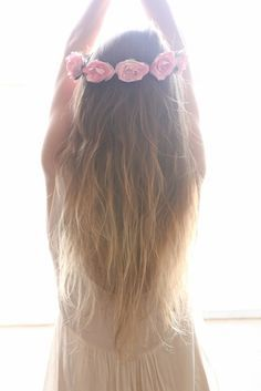 Gorgeous . Summer hair maybe ? (: