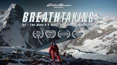 Breathtaking: K2 - The World's Most Dangerous Mountain | Eddie Bauer Breckenridge Mountain, Cho Oyu, Altitude Sickness, Mountain Climbing, Great Videos, Mountaineering, Finland, Mount Everest