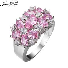 Cheap ring snake, Buy Quality ring body directly from China ring jewerly Suppliers:  New 2015 summer Crossed Style Ocean Blue Sapphire Jewelry Size Black Gold Filled W Fashion Rings, Fashion Jewelry, Wedding Band Styles, Purple Sapphire, Emerald Diamond, Sapphire Jewelry, Pink Ring, Gold Filled Jewelry, Cute Woman
