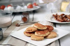 Almond Flour Pancakes by Primal Palate