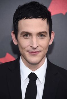 Robin Lord Taylor attends 'Batman V Superman: Dawn Of Justice' New York premiere at Radio City Music Hall on March 2016 in New York City. Superman, Batman, J League, Dawn Of Justice, Radio City Music Hall, Lord & Taylor, Gotham, Robin, The Outsiders