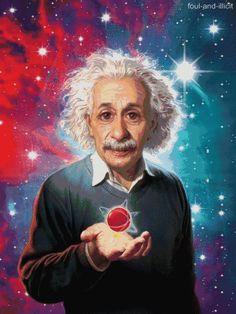 Mundos, Humanos y Sociedades.: Las 30 mejores frases de Albert Einstein.