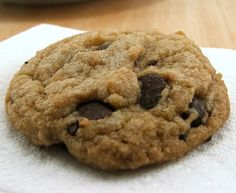 Chocolate Chip Coconut Brown Butter Cookies | Baking and Cooking Blog - Evil Shenanigans