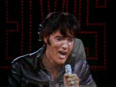 ▶ Elvis Presley If I Can Dream live 1968  - Deluxe Edition (Elvis Comeback Special) - YouTube