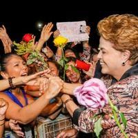 Íntegra - Fala da presidenta Dilma durante Encontro com Mulheres - Abraçaço da Democracia de Palácio do Planalto na SoundCloud