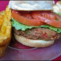 tastycookery | Tasty Tuna Burgers