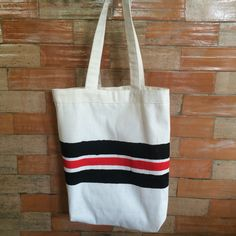 Hand painted Canvas totes. Pardon the imperfections