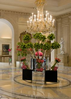 1000 Images About Four Seasons Hotel George V Paris On