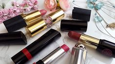 Shoes and Glitter: Favourite summer lipsticks! Drugstore + high-end