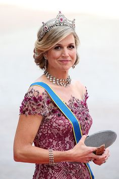 Queen Maxima. Prince Carl Philip Weds Sofia Hellqvist in the chapel at Stockholm's Royal Palace on June 13, 2015