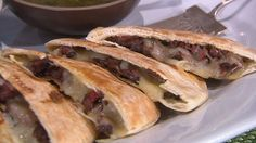 """Chef and Host of """"Pati's Mexican Table"""" Pati Jinich was here and made her delicious Mexican version of a Philly Cheesesteak. Here are all of her flavorful recipes worthy of a fiesta!"""
