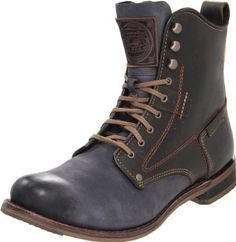 Men's Ben Leather Chelsea Boots, Created for Macy's