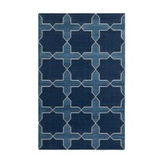 Indigo Westley Cotton Carpet