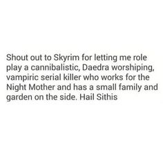"hiddenskyrim: ""Thanks to the super-cute fellow who texted me this! """