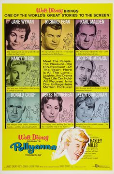 Pollyana (1960)